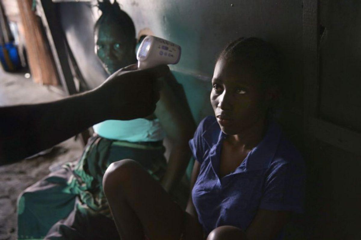 Y han muerto cuatro mil 818 personas, de acuerdo a la OMS Foto:Getty Images