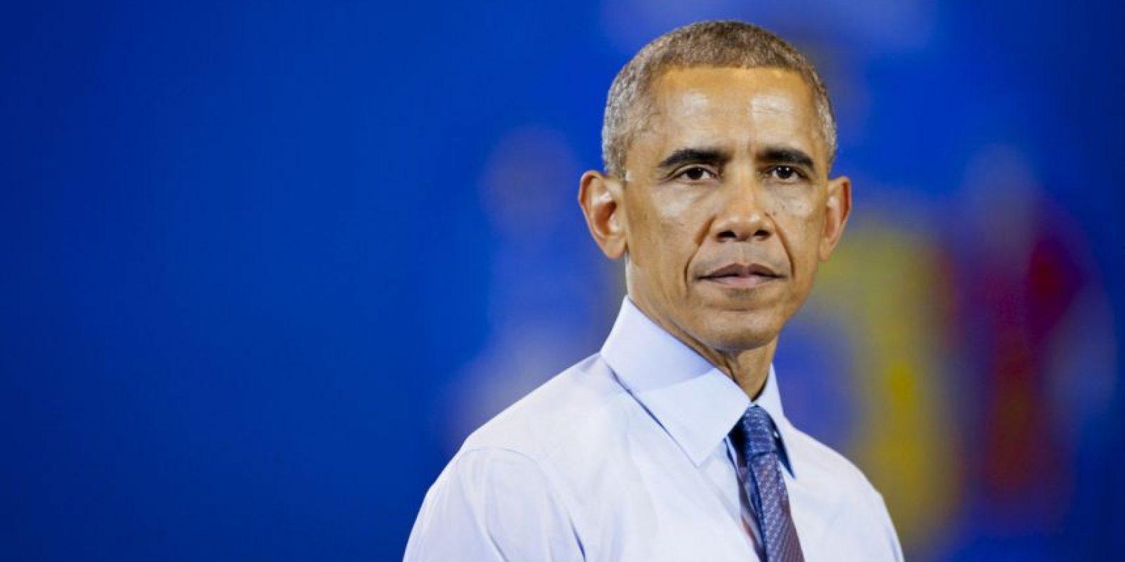 7. Obama también destacó que llevaron una buena campaña electoral en el país. Foto:Getty