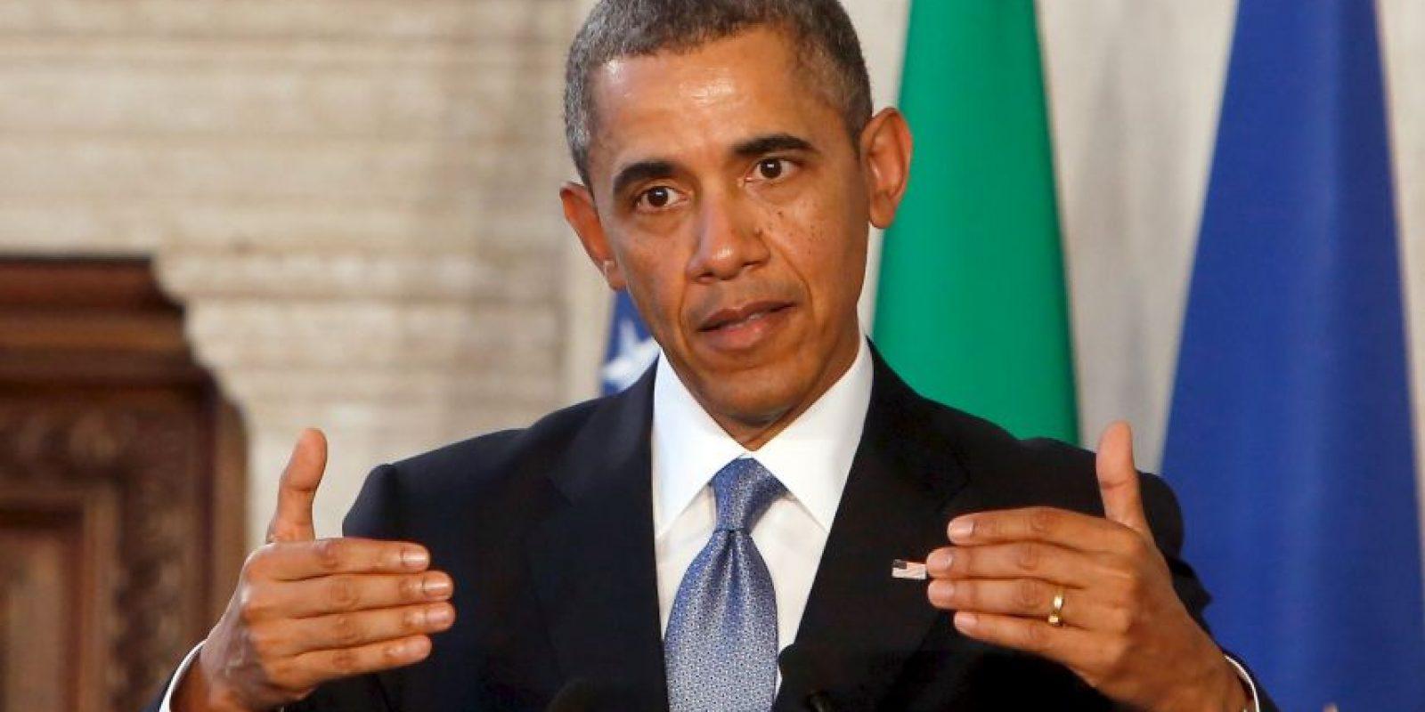 """8. """"(Los estadounidenses) esperan que las personas opten por trabajar tan duro como ellos lo hacen. Ellos esperan que nos centremos en sus ambiciones, y no en la nuestras"""", apuntó el presidente. Foto:Getty"""