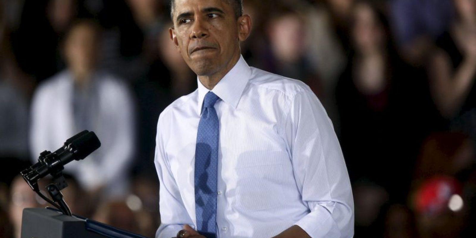 """11. """"El congreso aprobará cosas que yo no podré firmar"""", advirtió. Foto:Getty"""