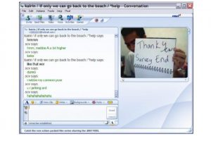"""Posteriormente surgieron nuevas características como: crear grupos de contactos (para segmentar a los amigos, familia, compañeros de trabajo, etc), el uso de emoticones, utilizar una fotografía como avatar y personalizar el nombre de usuario, enviar y recibir guiños (animaciones con sonidos), realizar vdeollamadas, personalizar la tipografía, jugar en línea con otros usuarios, bloquear contactos y elegir entre aparecer como """"disponible"""" o """"ausente"""" para ciertas personas. Foto:marcelopedra.com.ar"""