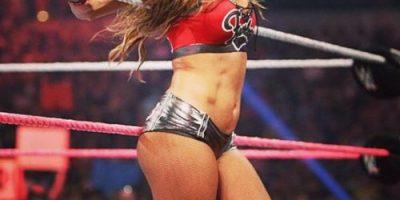 FOTOS: Las divas más rudas de la WWE que nos vuelven locos