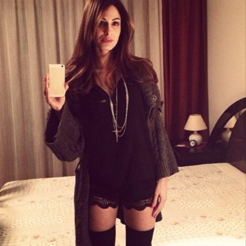 """Para ella ser conductora del Estrella Roja es """"mi trabajo ideal"""" Foto:Instagram: @sreckoviceva"""