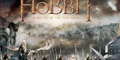 "Este es el trailer final de ""The Hobbit: The Battle of the Five Armies"""