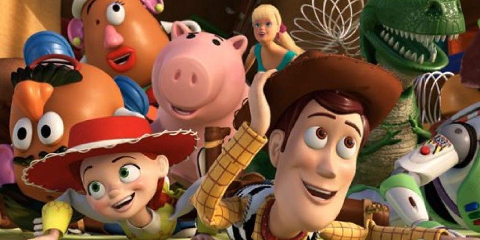 Toy Story pasó a ser la cinta más taquillera en su primer fin de semana de exhibición Foto:Facebook Toy Story