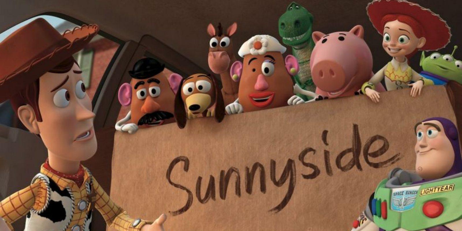 John Lasseter tuvo su primera experiencia con la animación por ordenador durante su empleo como animador en Disney Foto:Facebook Toy Story