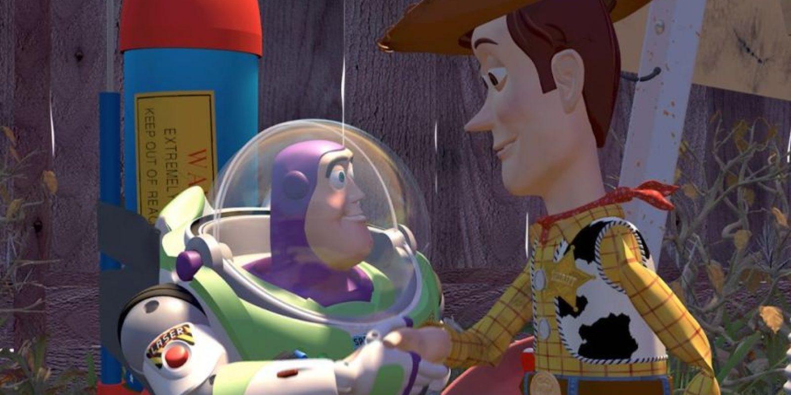 Para el proceso de animación, colaboraron un total de 110 empleados de Pixar Foto:Facebook Toy Story