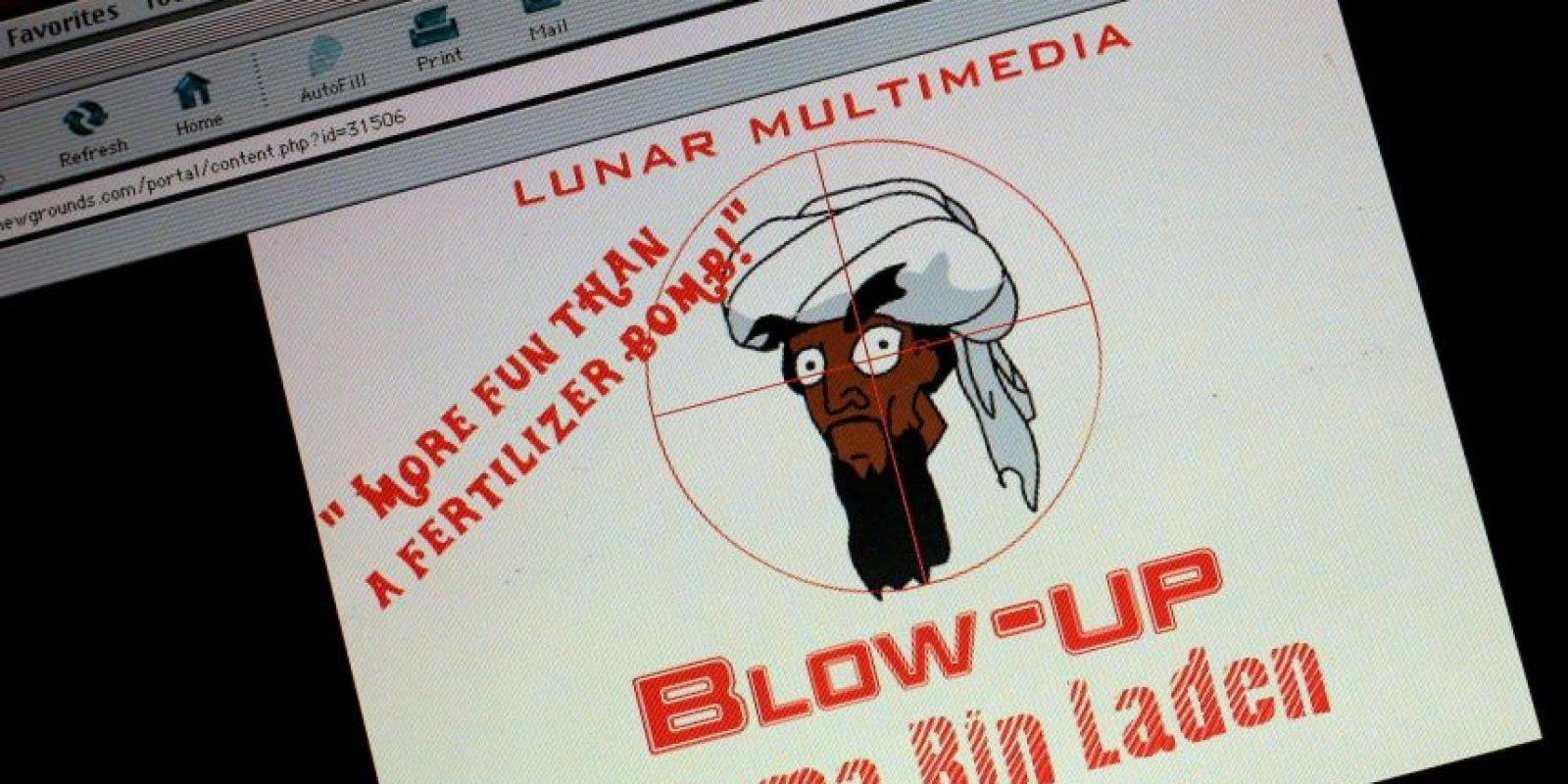 Videojuegos en contra de Bin Laden, publicados en 2001 Foto:Getty Images