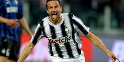 El italiano mandó el balón a las redes 44 veces Foto:Getty