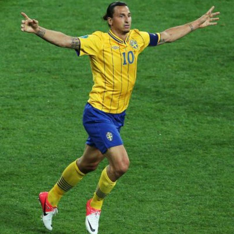 Es internacional con la Selección de Suecia dede 2001 Foto:Getty