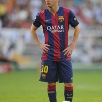 8. Máximo goleador que gana el Trofeo Pichichi con 50 goles en 2011-2012 Foto:Getty