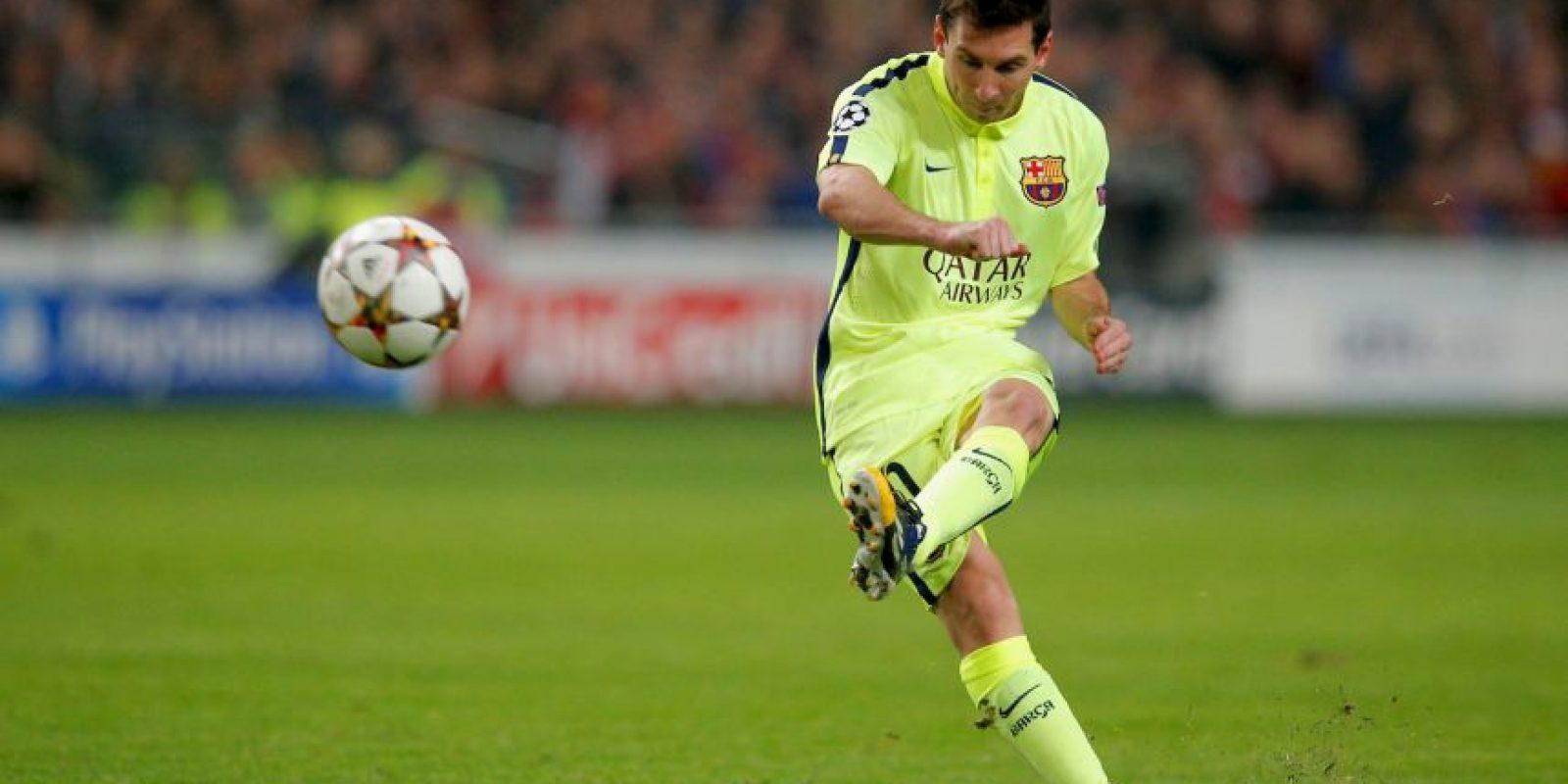 Lionel Messi Foto:Getty
