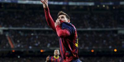 3. Tiene el título de Récord Guinnes por mayor número de goles oficiales en un mismo año: 91, en 69 cotejos. Foto:Getty
