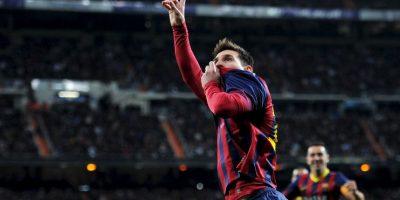 Máximo goleador en el Mundial de Clubes, con cuatro anotaciones Foto:Getty