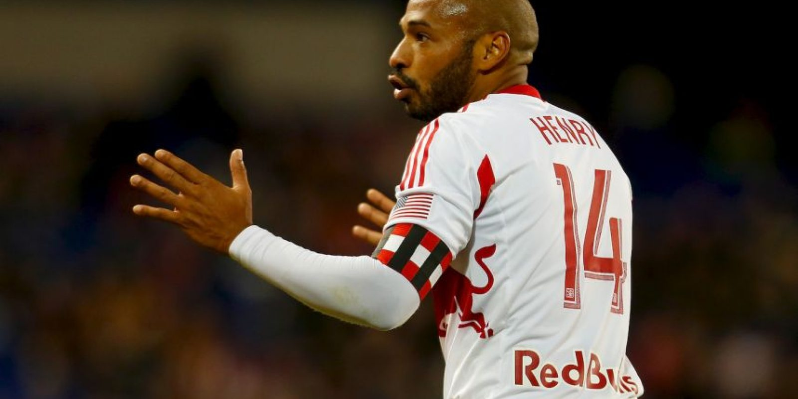 Thierry Henry Foto:Getty