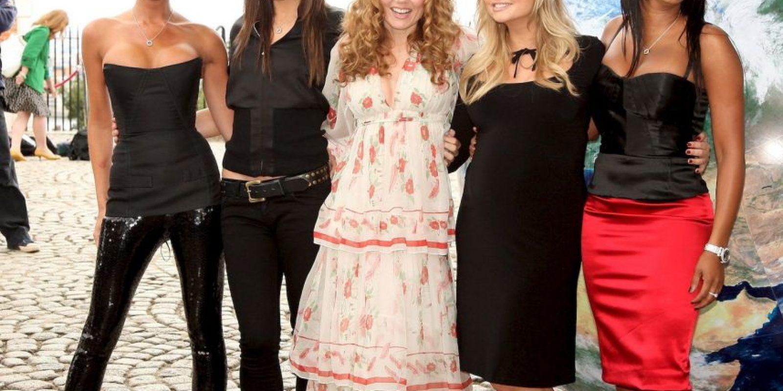 Tras su separación han continuado sus carreras en la industria musical, la moda y la televisión Foto:Facebook The Spice Girls
