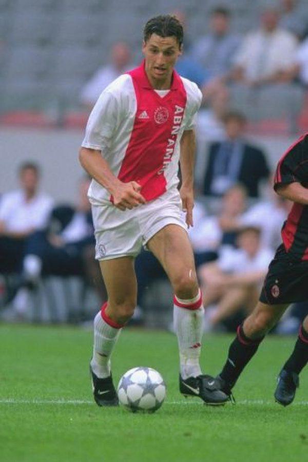 Pasó al Ajax de Holanda para la campaña 2001-2002 Foto:Getty