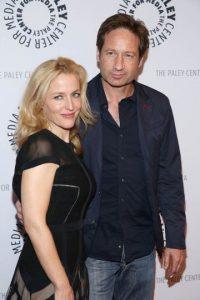 """La estrella de """"X Files"""" confesó haber estado en una larga relación con una mujer durante su juventud. Foto:Getty"""