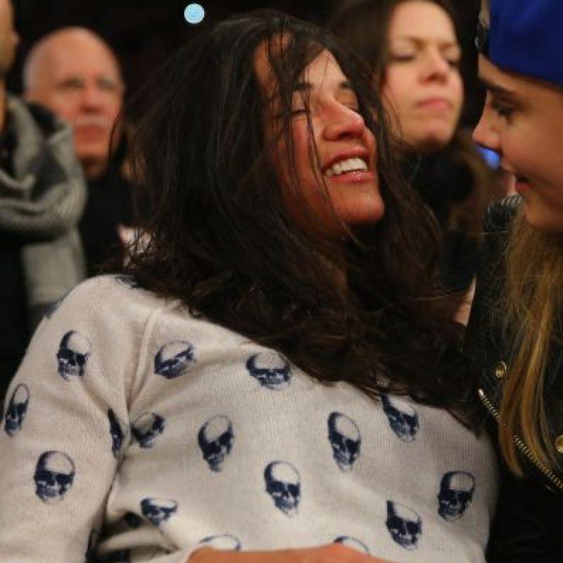 Mucho se ha rumorado sobre las supuestas parejas sexuales de Cara Delevingne Foto: Getty