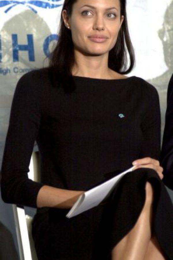 """La modelo y la actriz se conocieron en la filmación de la película """"Foxfire"""" Foto:Getty"""