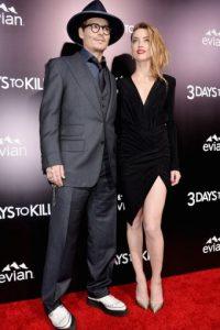 La prometida de Johnny Depp mantuvo una relación con la fotógrafa Tasya Van Ree durante varios años. Foto:Getty