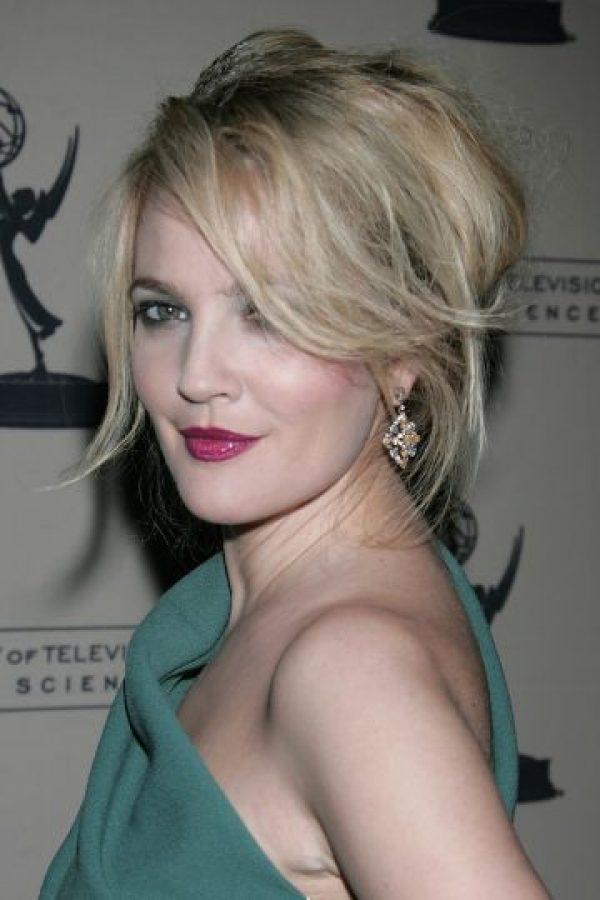 Barrymore se ha declarado bisexual en varias ocasiones. Foto:Getty
