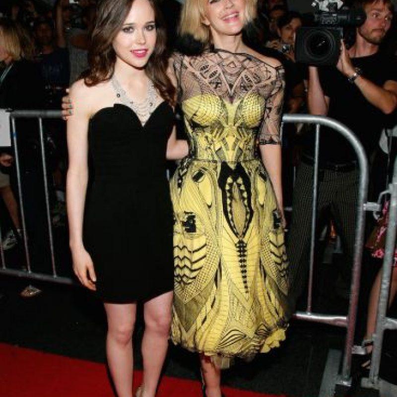 Mucho se rumoró sobre la relación de la actriz con Jane Pratt y Ellen Page. Foto:Getty