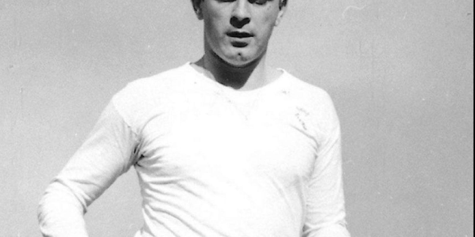 El mítico jugador del Real Madrid marcó 49 goles Foto:Getty