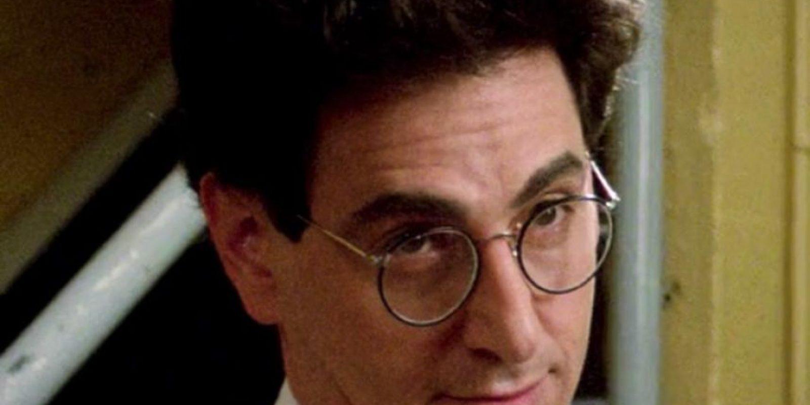 Harold Remis interpretó a Egon Spengler Foto:Facebook/Ghostbusters