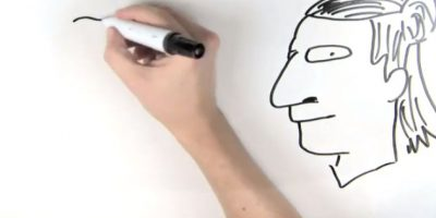 VIDEO: La vida de Zlatan Ibrahimovic dibujada en tres minutos