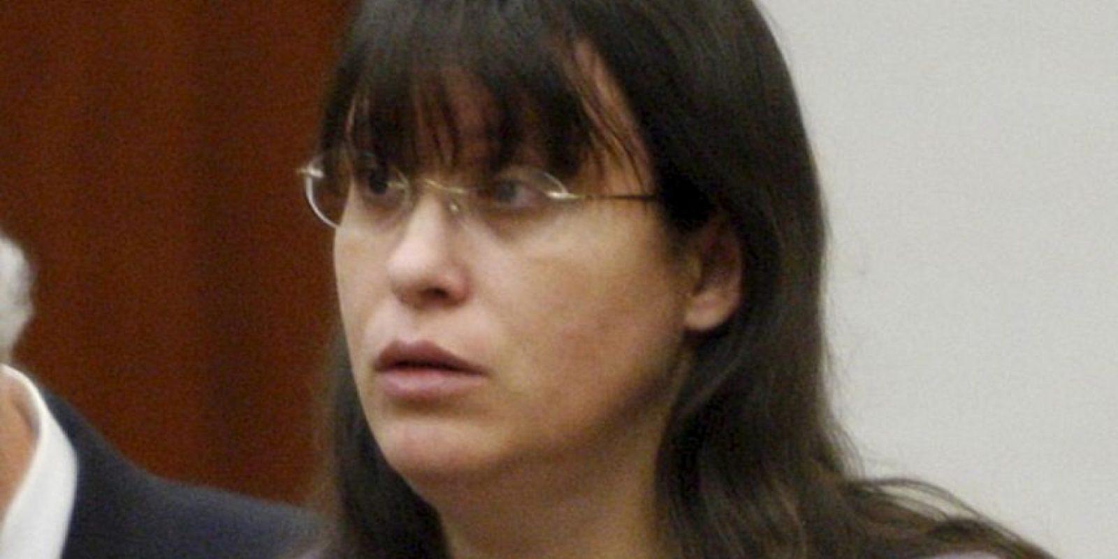 Andrea Yates: Fanática religiosa, ahogó a sus cinco hijos en una bañera. Le dieron cadena perpetua. Foto: NBC