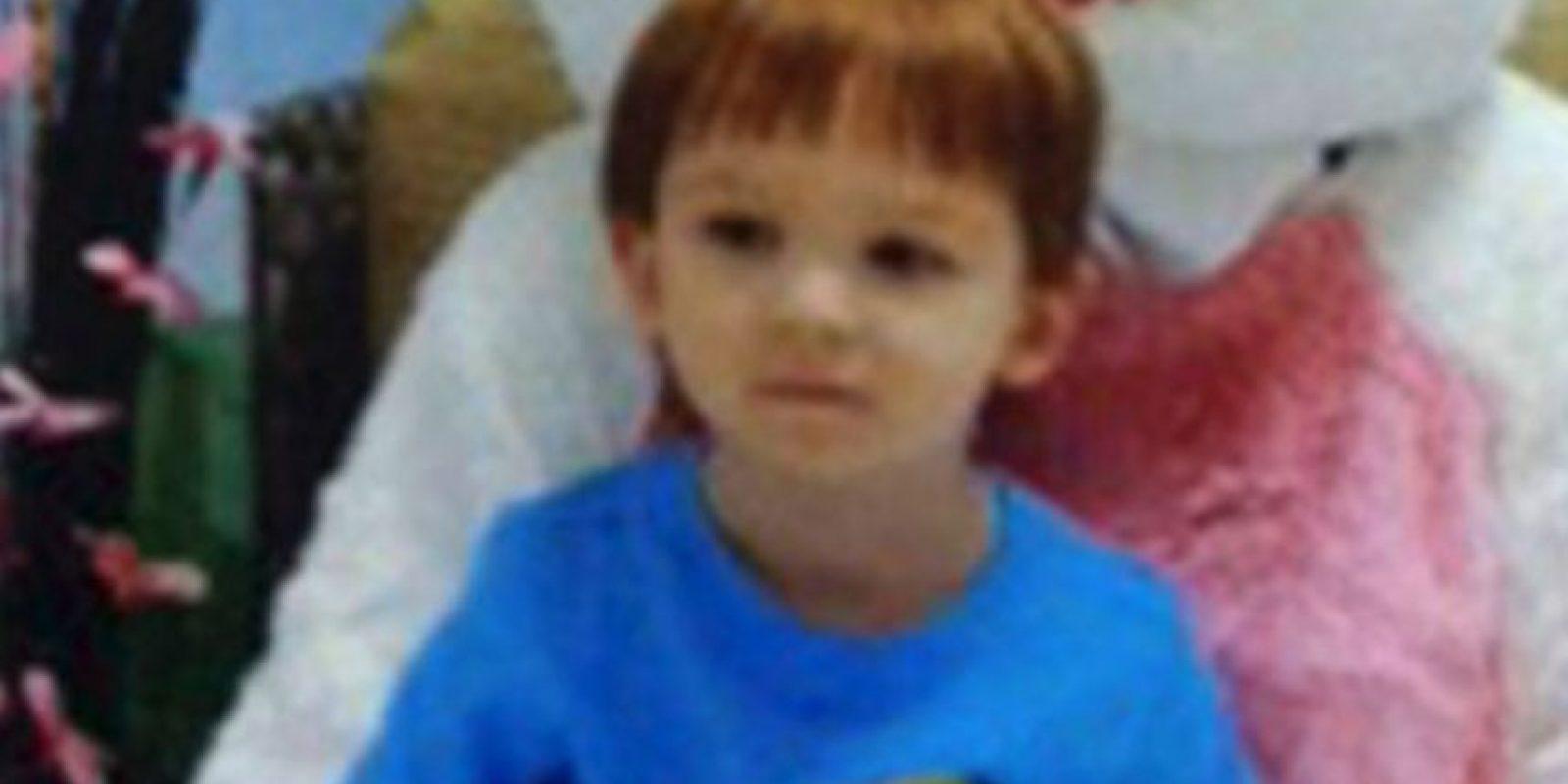 El niño murió en manos de su madre y su novio Foto: The Chester County Prosecutor's Office