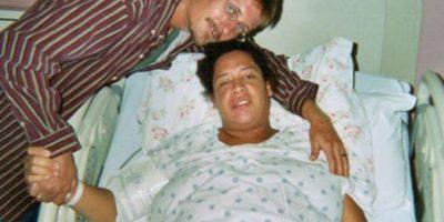 Otty con su esposo, Scott Bucholz. Foto: Murderpedia.