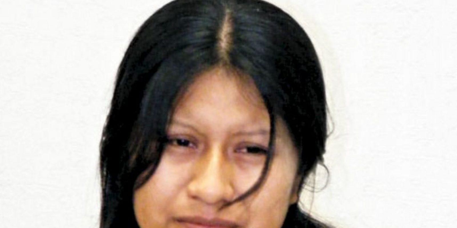 Fernanda Martínez Henríquez: Mexicana, asesinó a su hijo de siete años a golpes. Los vecinos siempre escuchaban a esta madre maltratar a su hijo. Lo mató azotándolo repetidas veces contra la pared. Foto: Vanguardia.
