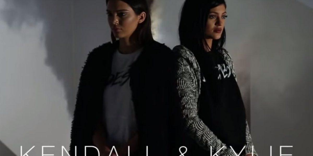 El lúgubre video con que Kendall y Kylie Jenner promocionan su marca de ropa