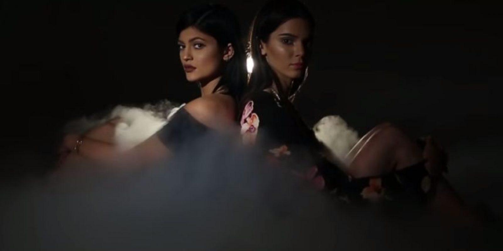 Son medias hermanas de Kim Kardashian Foto:PacSun