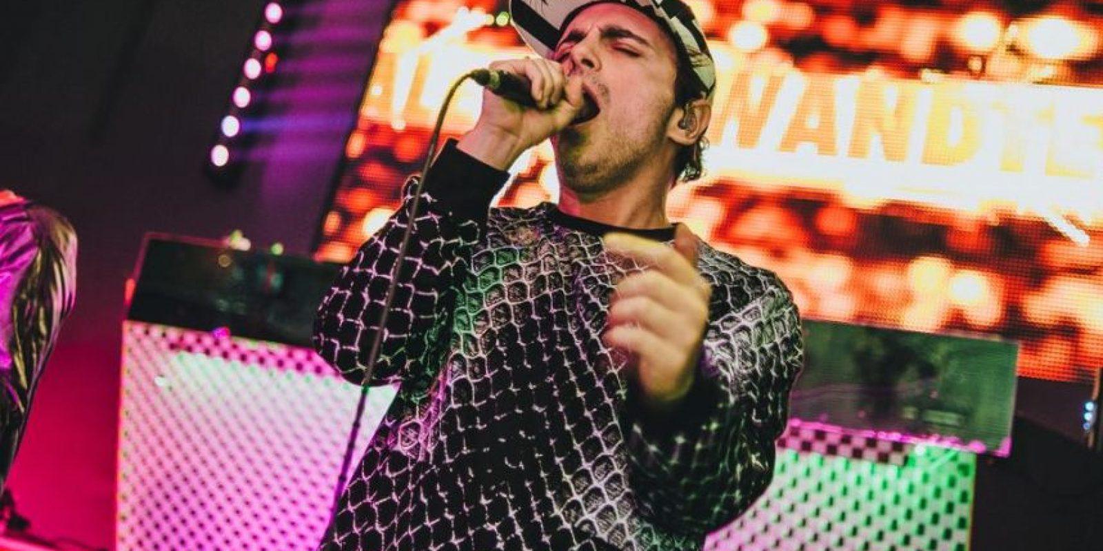 Miranda! se formó el 27 de julio de 2001 por los cantantes Alejandro Sergi y Juliana Gattas Foto:Facebook Miranda!