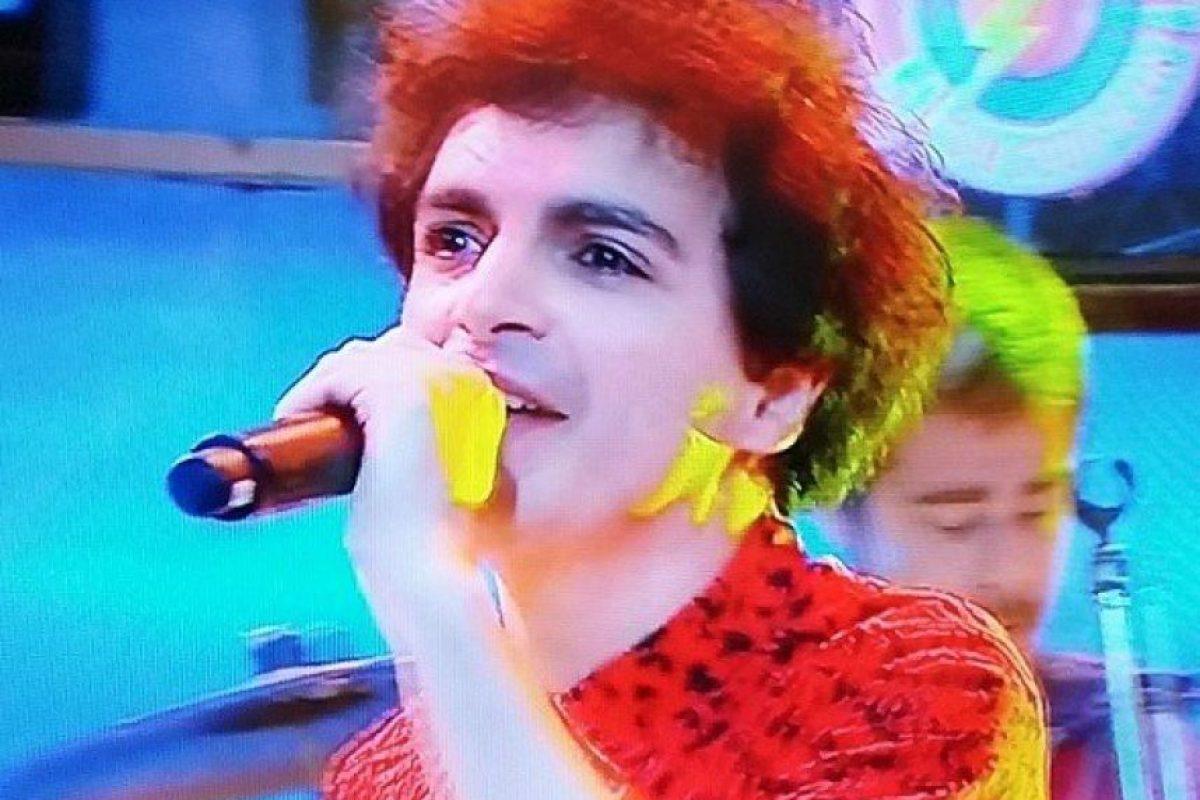 Es un cantautor, compositor y productor musical argentino Foto:Facebook Miranda!