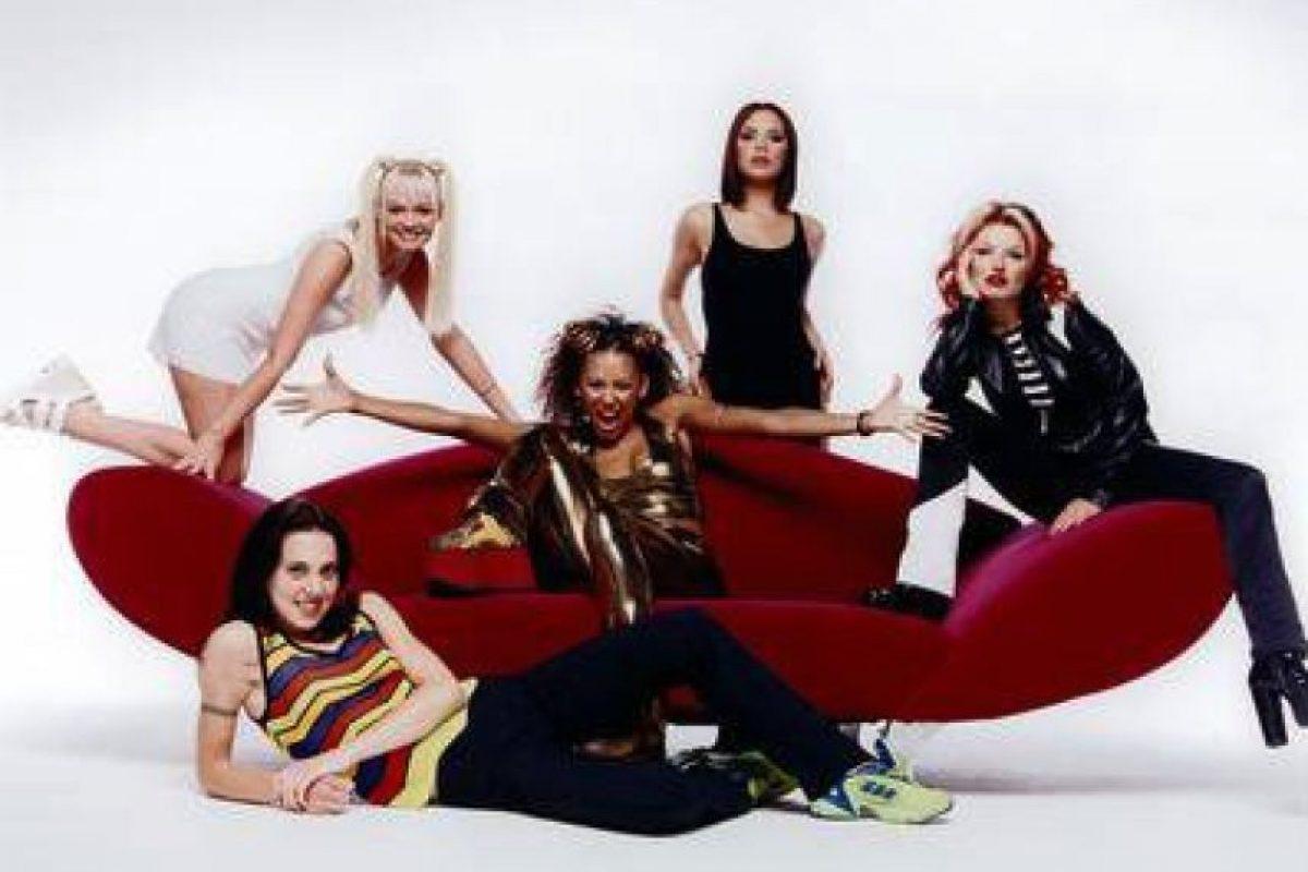 """En su gira de 2007 obtuvieron el récord del concierto más rápidamente vendido Foto:Facebook """"The Spice Girls"""""""