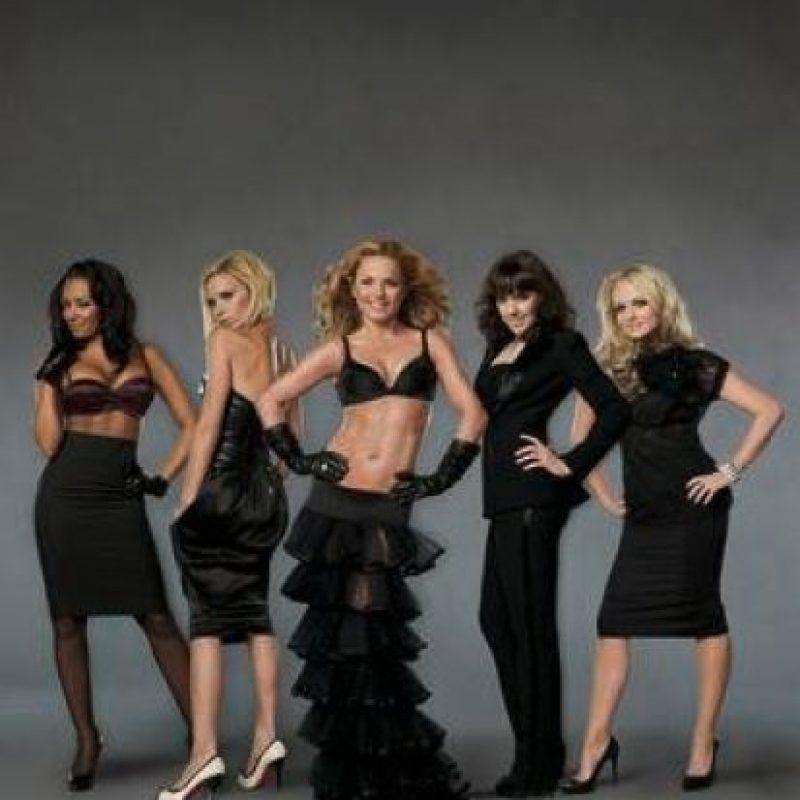 Actuaron por última vez en la ceremonia de clausura de los Juegos Olímpicos de 2012 Foto:Facebook The Spice Girls