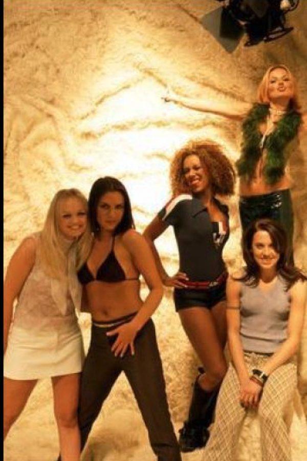 Llevaron a cabo su carrera comercial entre 1996 y 2001, y entre 2007 y 2008 Foto:Facebook The Spice Girls