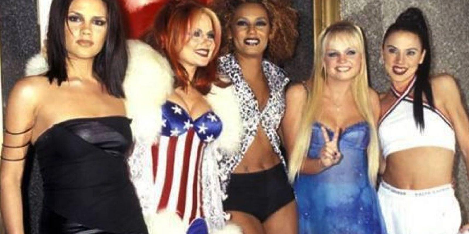 """Con 23 mil entradas agotadas en 38 segundos Foto:Facebook """"The Spice Girls"""""""
