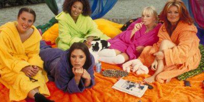 """Se convirtieron en un ícono de la cultura de los años 90 Foto:Facebook """"The Spice Girls"""""""