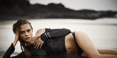 Cara Delevingne es una de las modelos más famosas y controvertidas de la actualidad Foto:CaraDelevingne vía Instagram