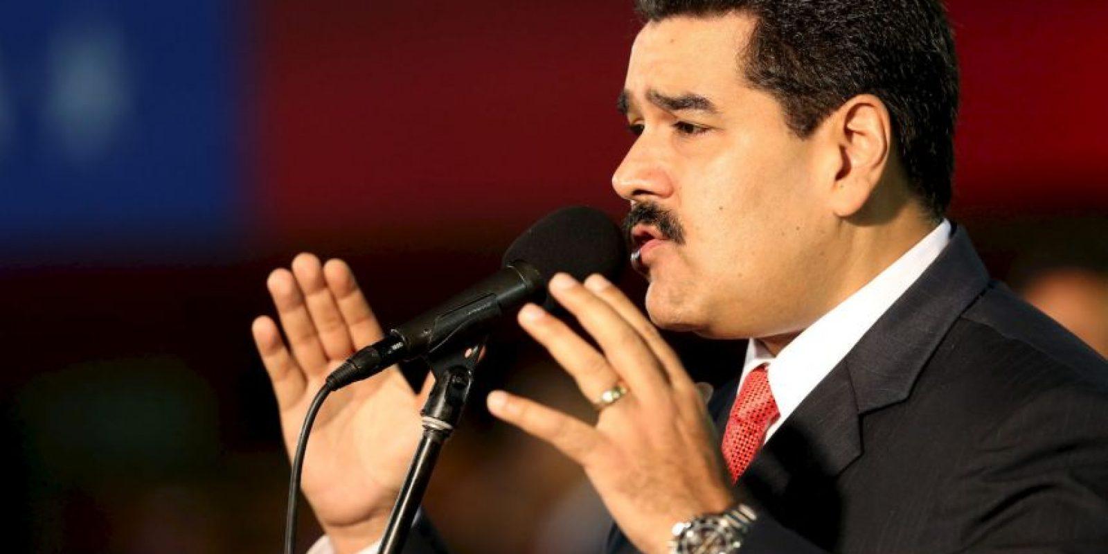 Maduro no ha convencido como gobernante. Foto:AP