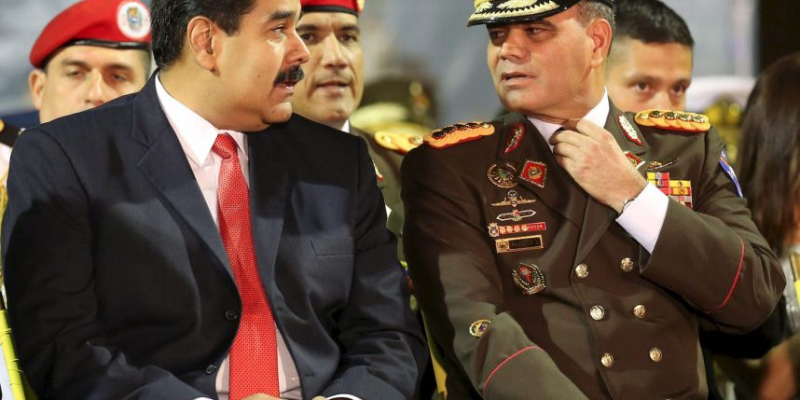Maduro ordenó represalias contra manifestantes que se oponen a su Gobierno. Foto:AP