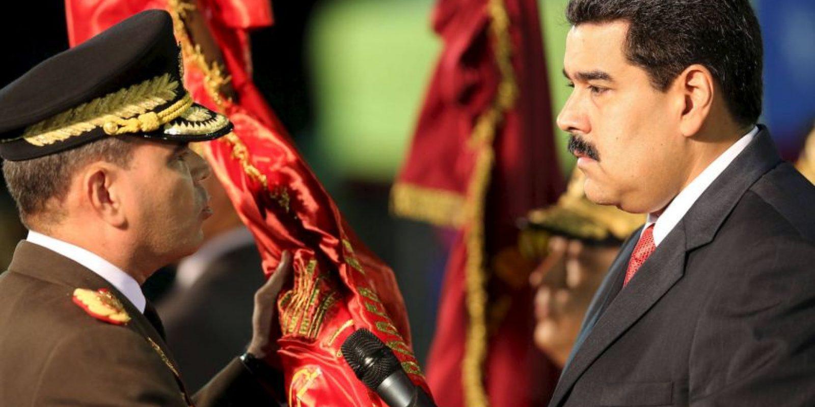 Muchos critican la gestión del presidente venezolano. Foto:AP