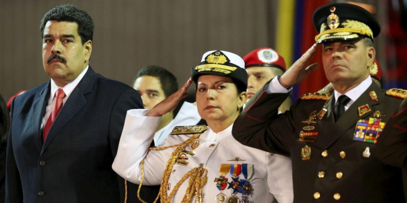 Varios funcionarios venezolanos están implicados en este caso. Foto:AP