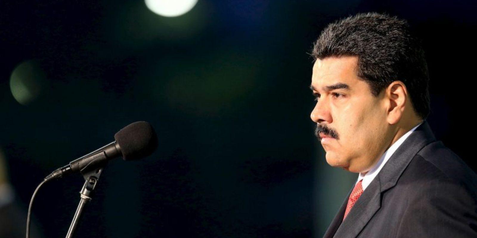 El hijo putativo de Chávez está rodeado de críticas. Foto:AP