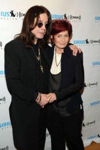 Ozzy Osbourne intentó asesinar a su esposa, Sharon Foto:Getty